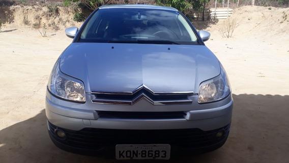 Citroën C4 Pallas 2.0 Glx Flex 4p 2011