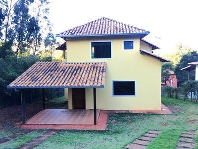Casa Em Condomínio Com 3 Quartos Para Alugar No Condomínio Aldeia Da Cachoeira Das Pedras Em Brumadinho/mg - 1474