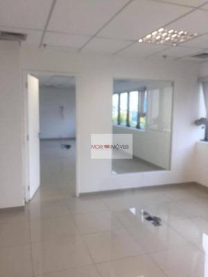 Conjunto Para Alugar, 75 M² Por R$ 3.600/mês - Barra Funda - São Paulo/sp - Cj0752