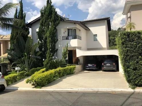 Sobrado Com 4 Dormitórios À Venda, 370 M² Por R$ 2.790.000,00 - Alphaville Conde Ii - Barueri/sp - So0739