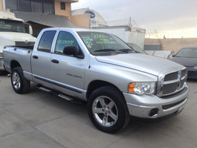 Dodge Ram 2500 Pickup Quad Cab Slt Aa Piel 4x4 At