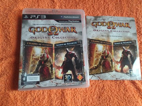 God Of War Origins Collection Ps3 - Frete Grátis.