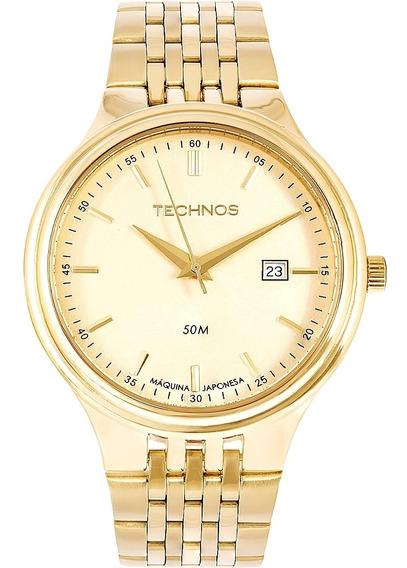 Relógio Masculino Technos 2115gr/4x Barato Original
