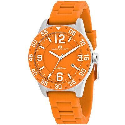 Reloj De Pulsera Oceanaut Aqua One Oc2814 Para Mujer