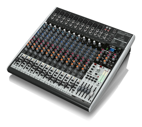 Mesa De Som Behringer Xenix X2442usb Oferta World Of Music