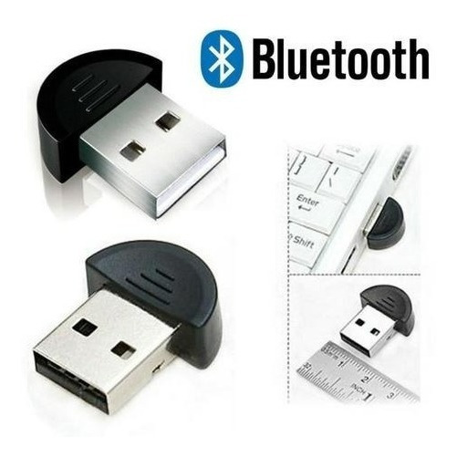 Adaptador Dongle Bluetooth 2.0 Usb P/ Pc Notbook
