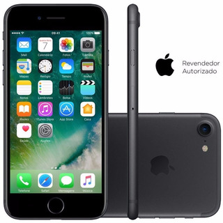 Apple iPhone 7 128gb A1778 Tela Retina Hd 4.7 12mp / Ios 10