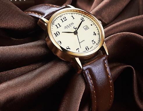 Mulheres Relógio Pulseira De Couro
