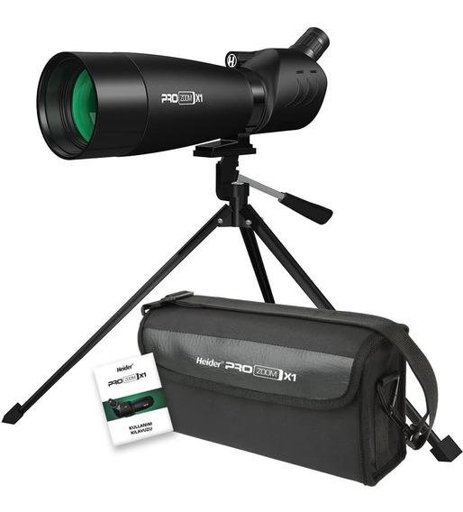 Telescópio Terrestre Heider Pro Zoom X1 - 60x
