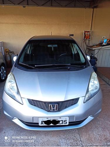 Honda Fit 2009 1.5 Ex Flex 5p