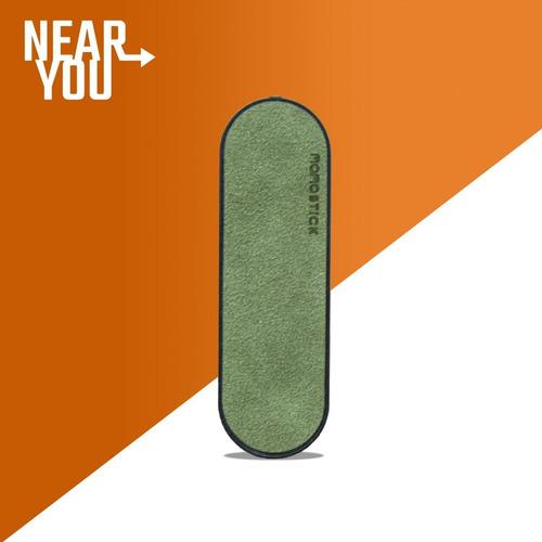 Momo Stick  Suede Series  Color Verde