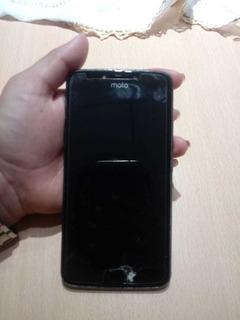 Celular : Moto E 4plud
