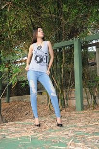 Blusa T-shirt Regata