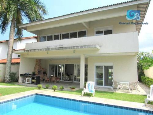 Imagem 1 de 30 de Jardim Acapulco Casa A Venda No Condomínio Jardim Acapulco - Guarujá - Ca1796