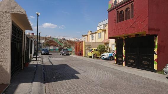 Casa En Renta En Fracc. Las Americas, Ecatepec De Morelos