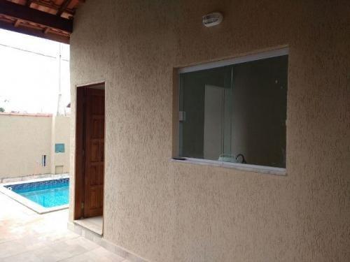 Linda Casa Em Peruíbe Lado Praia