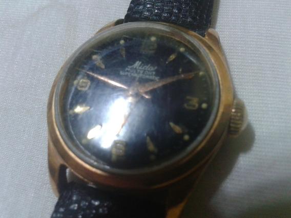 Relógio Automático Mido Feminino Anos 50 (completo)
