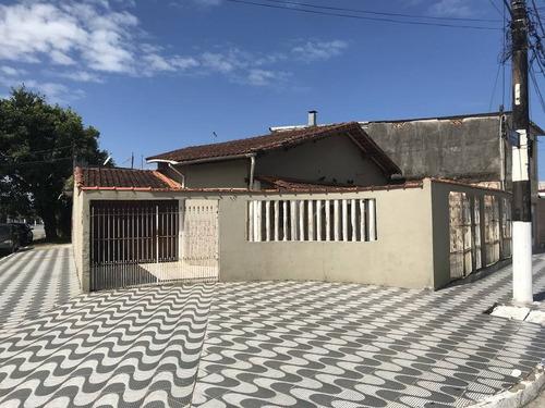 Imagem 1 de 12 de Casa À Venda, Caiçara, Praia Grande, Sp - Sp - Ca0012_robort
