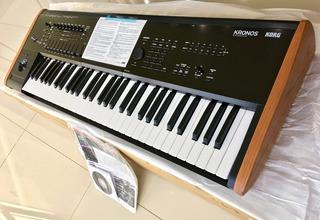 Korg Kronos 1 61 - Instrumentos Musicales en Mercado Libre