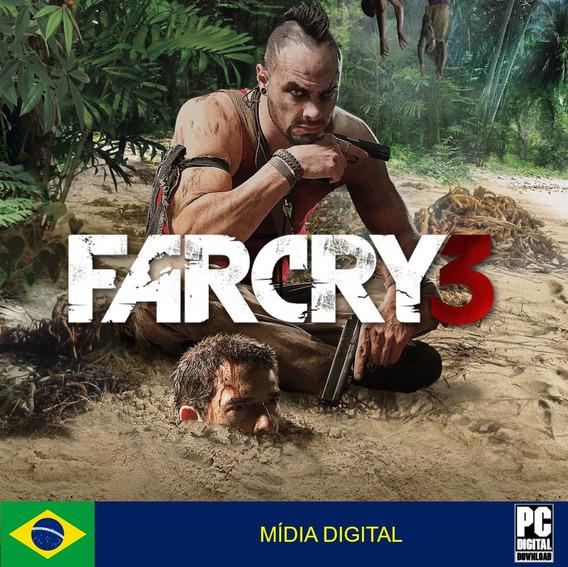 Far Cry 3 Pc Original Envio Digital Imediato!