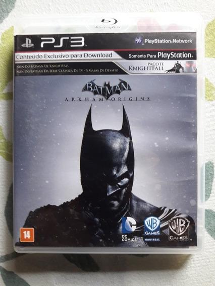 Batman Arkham Origins Playstation 3 Português