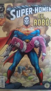 Revista Super Homem N 45