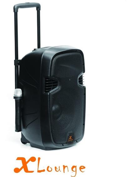 Caixa De Som Ativa 12 Amplificada Bluetooth Usb Multi Funcão