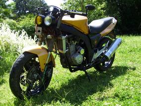 Gilera G1 250 Rr Moto Cafe Racer-scramblers-trackers-bobber