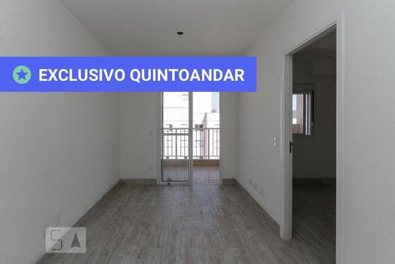 Apartamento No 16º Andar Com 1 Dormitório E 1 Garagem - Id: 892968868 - 268868