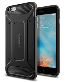 f95b604c41d Funda It Estuche Para Apple iPhone 6/6s Plus - Gris Metálico