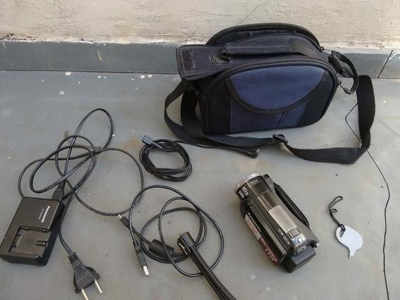 Filmadora Panasonic Video Full Hd Hdc-tm20 Lente Leica Pro