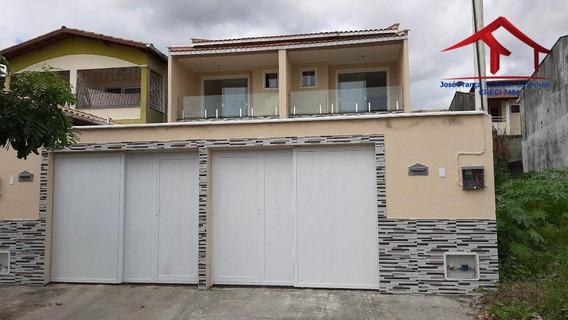 Casa Com 3 Dormitórios À Venda, 108 M² Por R$ 280.000,00 - Maraponga - Fortaleza/ce - Ca0095
