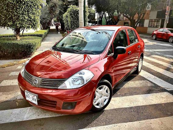 Nissan Tiida 1.8 Sense Sedan Mt 2011