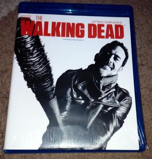The Walking Dead Temporada 7 En Blu-ray