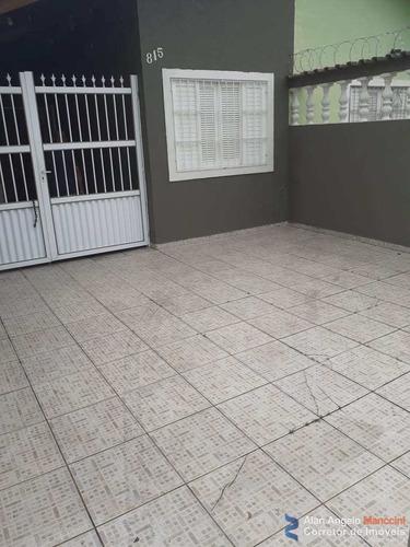 Casa Com 2 Dorms, Maracanã, Praia Grande - R$ 235 Mil, Cod: 496 - V496