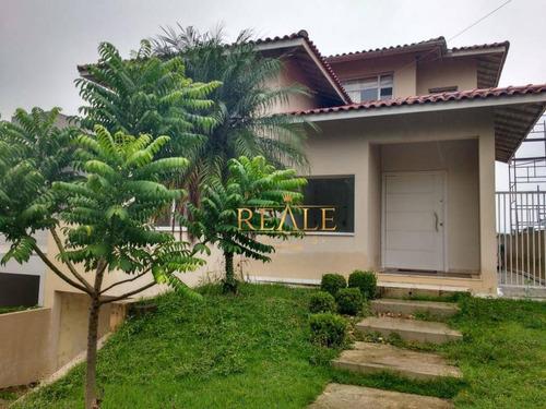 Imagem 1 de 30 de Casa Com 4 Dormitórios À Venda, 260 M² Por R$ 1.500.000,00 - Condomínio Terras De São Francisco - Vinhedo/sp - Ca1237