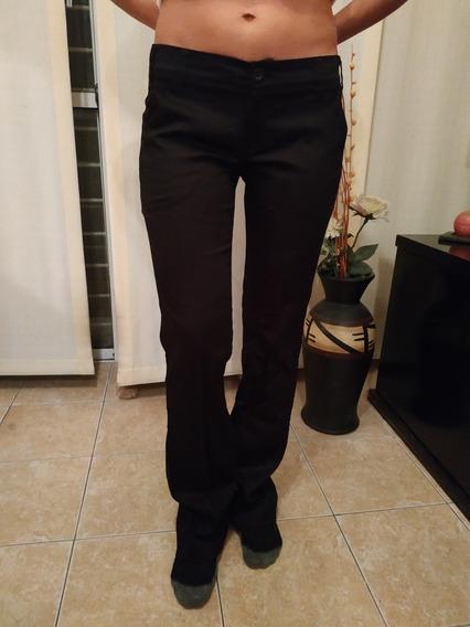 Pantalon Oxford De Gabardina Ona Saez T38 Nuevo