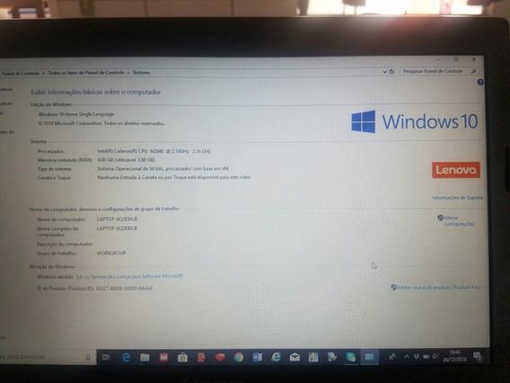 Notbook Lenovo