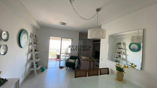 Apartamento Com 2 Dormitórios À Venda, 68 M² Por R$ 510.000 - Mooca - São Paulo/sp - Ap0597