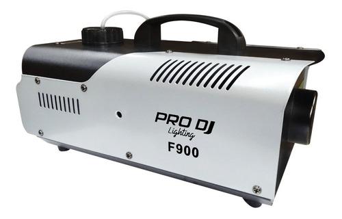 Maquina De Humo Pro Dj Lighting F900