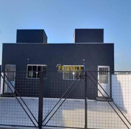 Imagem 1 de 4 de Casa À Venda, 71 M² Por R$ 210.000,00 - Jardim Nova Aparecidinha - Sorocaba/sp - Ca0003