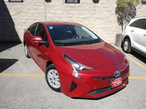 Toyota Prius Sedan 5p Hb Premium Hibrido Ta Piel Gps