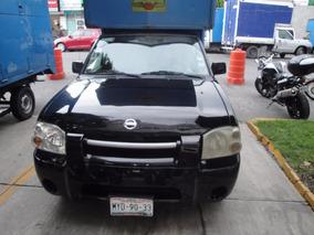 Nissan Frontier 2002 Caja Seca Remato Oportunidad Llevatela