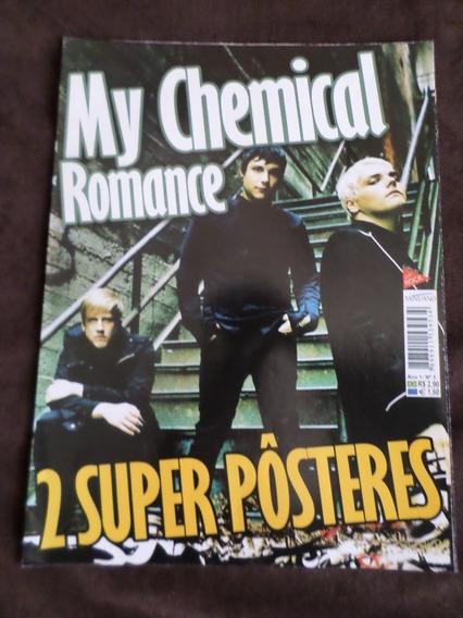 Revista Poster My Chemical Romance