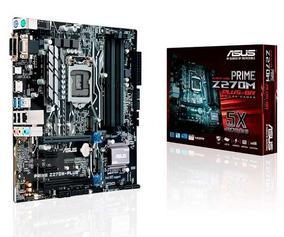 Kit Core I5 6400 + Asus Prime Z270m-plus + 8gb Ddr4 2400mhz