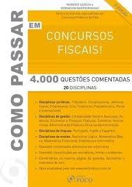 Como Passar Em Concursos Fiscais - 4.000 Wander Garcia E Ro