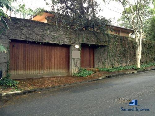 Casa À Venda, 817 M² Por R$ 4.900.000,00 - Jardim Guedala - São Paulo/sp - Ca0513