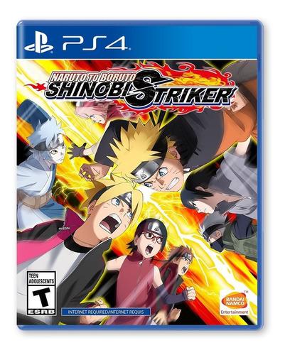 Imagen 1 de 4 de Naruto To Boruto: Shinobi Striker - Playstation 4