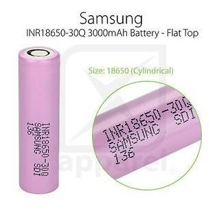 Batería Samsung 18650 3000mah 20a Para Vaporizador Vapes