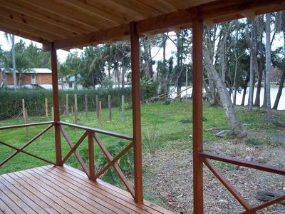 Cabaña En El Delta De Tigre Sobre El Rio San Antonio Y Capit